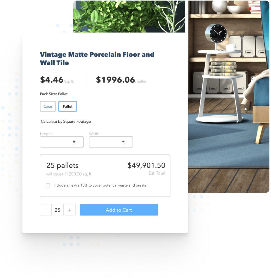 Flooring Website Builders