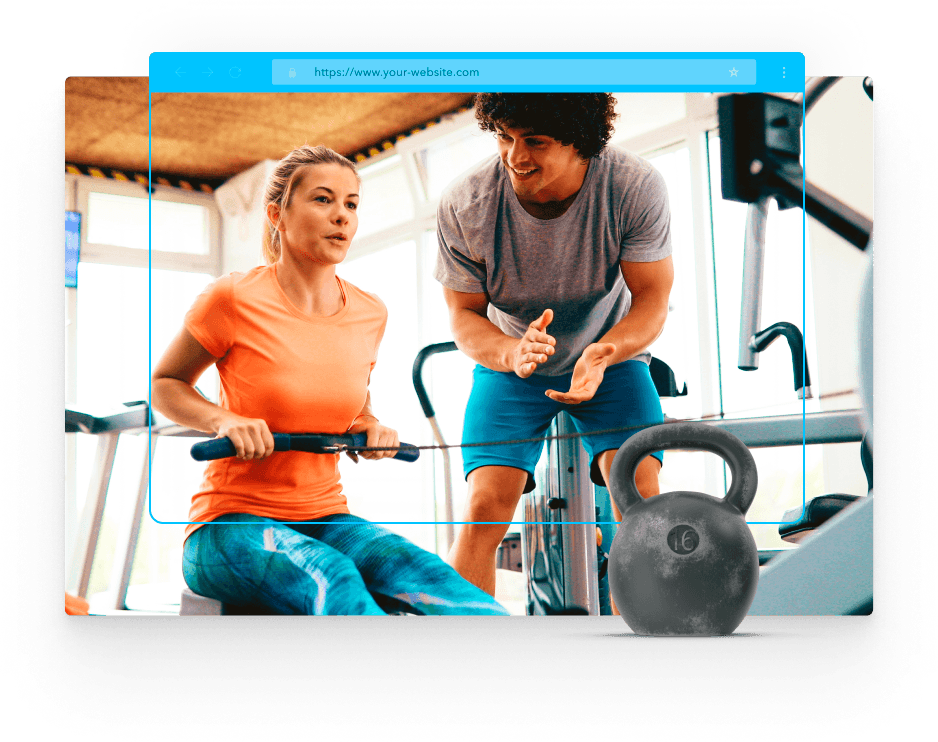 Fitness Website Design Agency