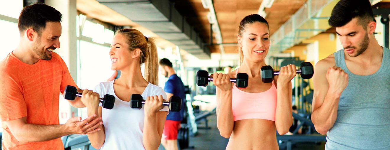Fitness Website Development API Integration