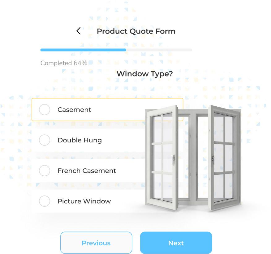 Manufacturing Web Design Quote & Management Tools